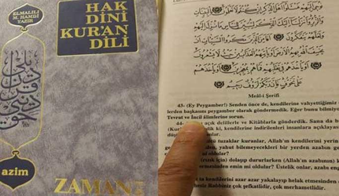 FETÖ'den bir skandal daha: Kur'an tefsirine İncil'i eklemiş