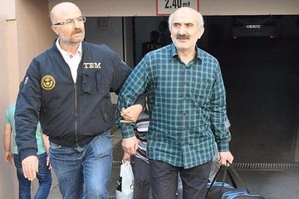 FETÖ elebaşı'nın yeğeni Muhammet Sait Gülen tutuklandı