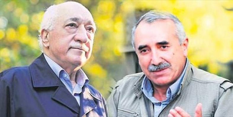 """""""FETÖ-PKK iş birliği"""" istihbarat raporlarına yansıdı"""