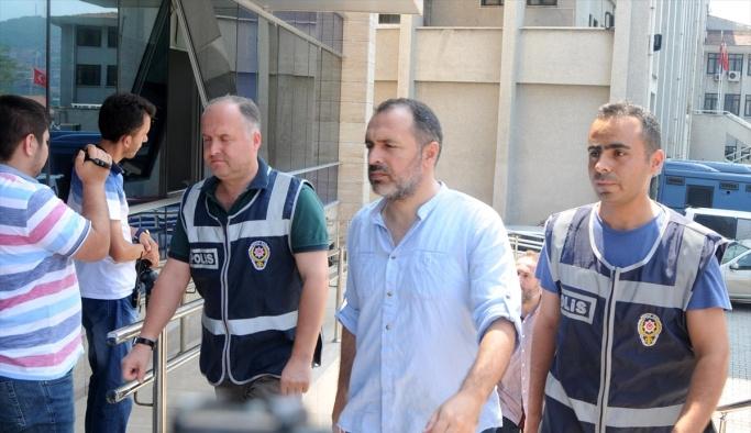 Düzce'de 2 hakim tutuklandı