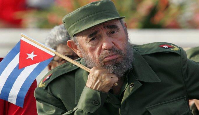 Fidel Castro'dan 90. doğum günü mektubu