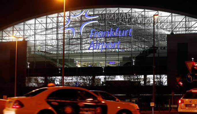 Frankfurt Havalimanı'nda bomba alarmı