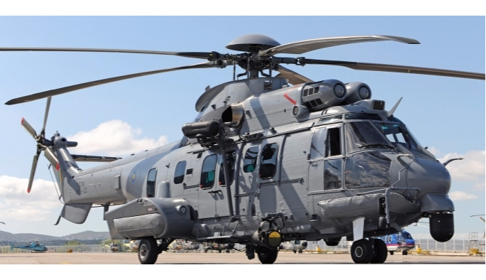 Fransa Kuveyt'e 30 askeri helikopter sattı