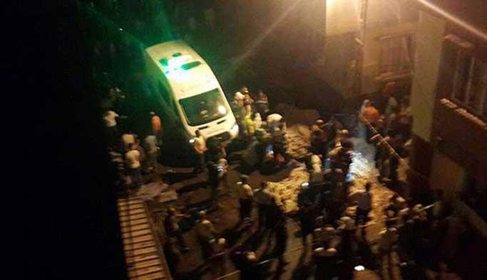 Gaziantep'te canlı bomba değil kullanılmış çocuk var
