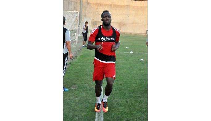 Gaziantepspor'da Trabzonspor maçı hazırlıkları