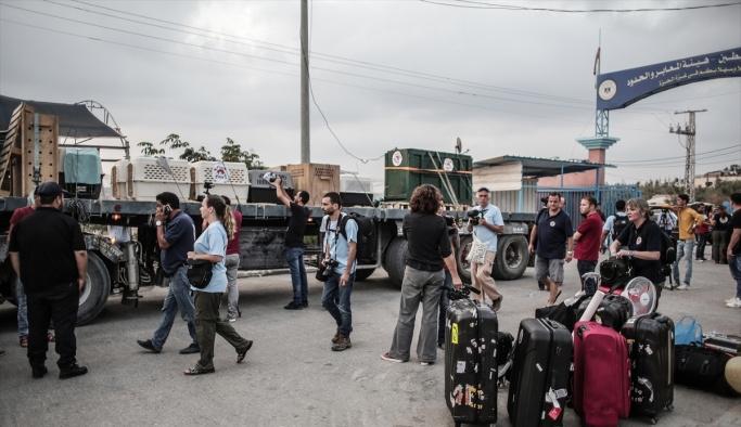 Gazze'deki hayvanlara Four Paws'tan yardım