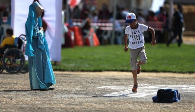 Geleneksel oyunlar İstanbul'da diriliyor FOTO