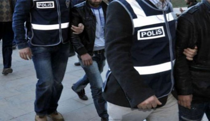 Giresun'da 12 kişi gözaltında