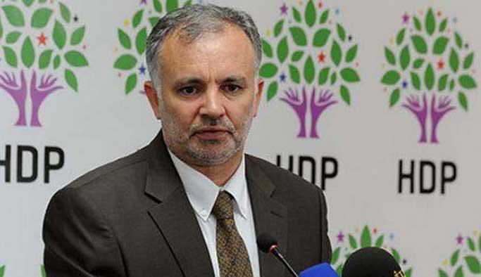 HDP 'askeri teminat ve güvence olarak' görüyormuş