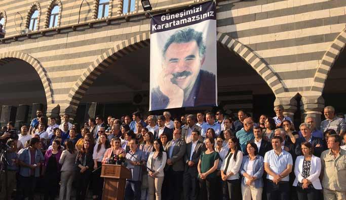 HDP'nin geldiği son nokta FOTO