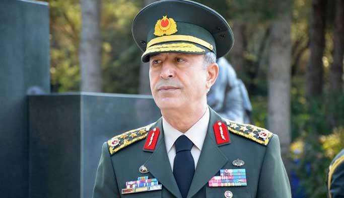 Genelkurmay Başkanı Akar'dan bayram mesajı