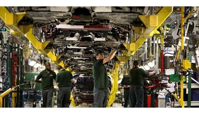 İngiltere'de sanayi üretimi 0,3 azaldı