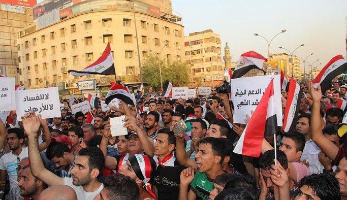 Irak'taki yolsuzluk iddiaları