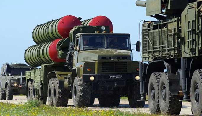 Rusya, Suriye'ye S-300 gönderdi