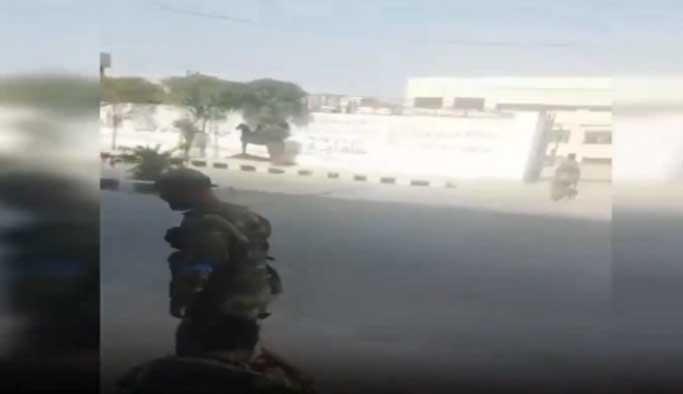 IŞİD Cerablus'tan çekilmeye başladı