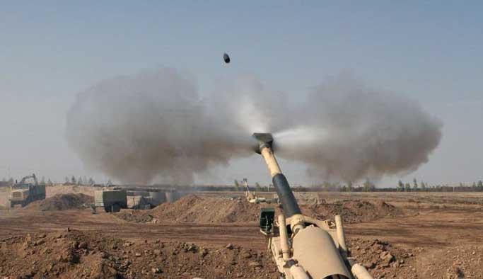 IŞİD'in elindeki Cerablus'a operasyon hazırlığı
