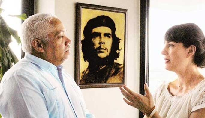 İsmail Kahraman'ın Che çıkışı Küba'yı rahatsız etti