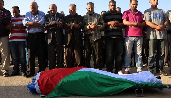 İsrail cenazede sadece 25 kişiye izin verdi
