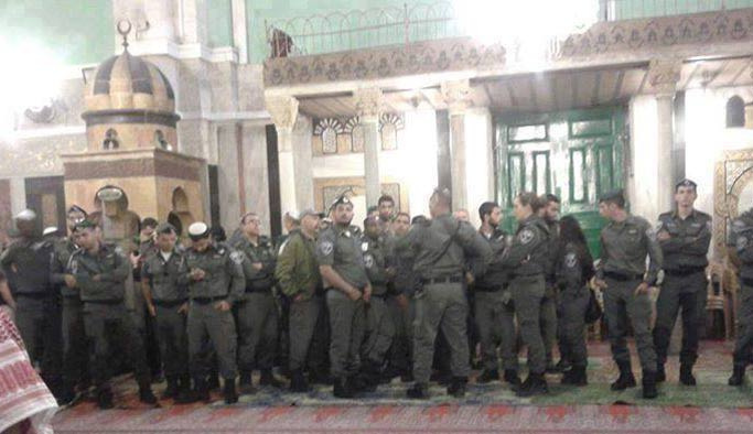 İsrail'den İbrahim Camii'yi Yahudileştirme planları