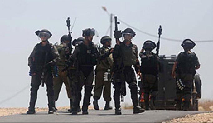 İsrail'in temmuz bilançosu: 574 gözaltı