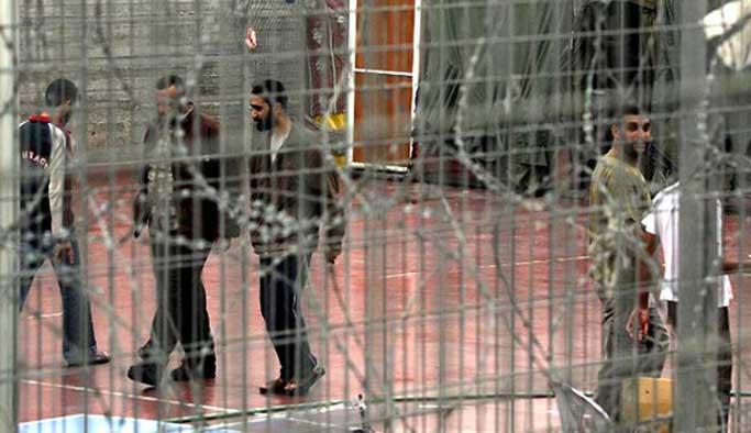 İsrail zulmüne karşı açlık grevine başladılar