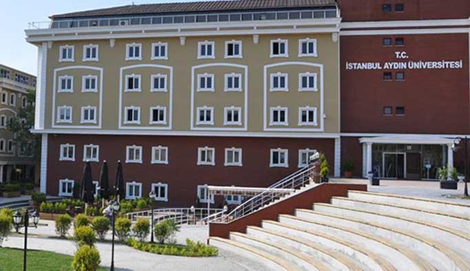 İstanbul Aydın Üniversitesi'den Suriyelilere destek