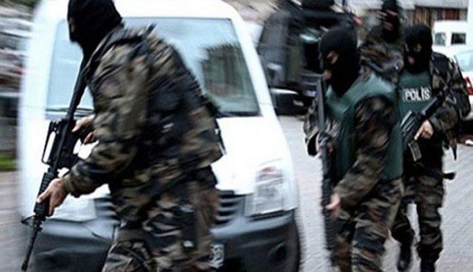 İstanbul'da, Fetullahçı Terör Örgütü operasyonu