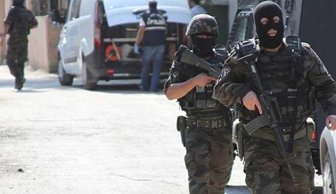Toplantı halindeki 10 DHKP-C lideri kıskıvrak yakalandı