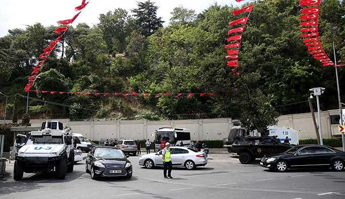 İstanbul'da 3,5 saatlik sürpriz güvenlik zirvesi