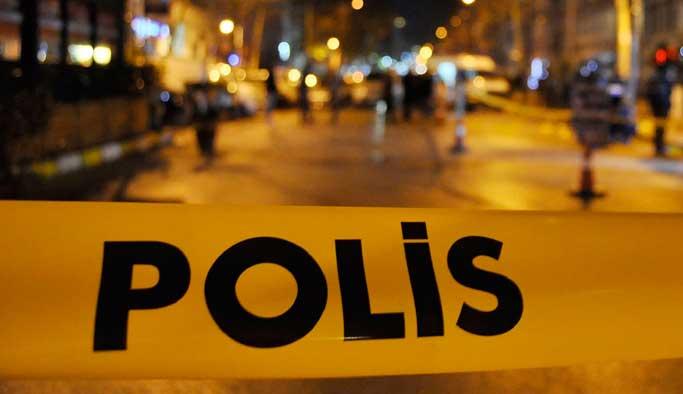 İstanbul'un ünlü caddesinde silahlı soygun
