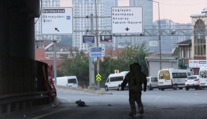 İstanbul'da şüpheli paketler fünye ile patlatıldı