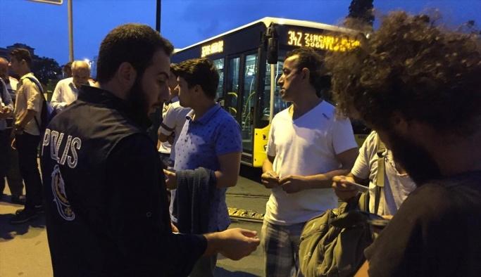 'Yeditepe Huzur' uygulamasında 111 kişi gözaltına alındı