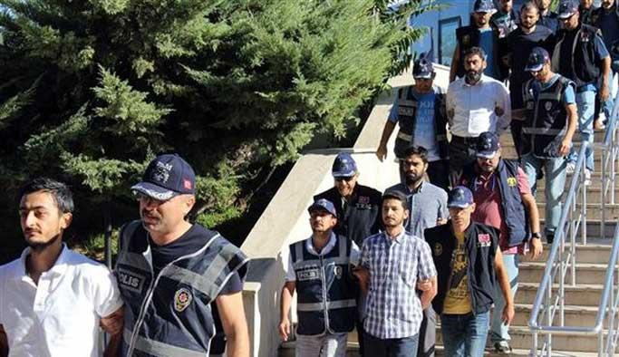İşte Erdoğan'ı öldürmek isteyen darbeciler FOTO
