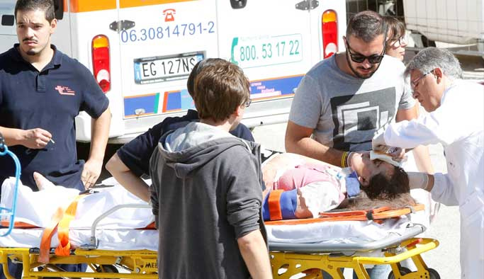 İtalya'daki depremde ölü sayısı 120 oldu FOTO GALERİ