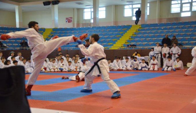 Karateciler, Palandöken'de zirve mücadelesi yapacak