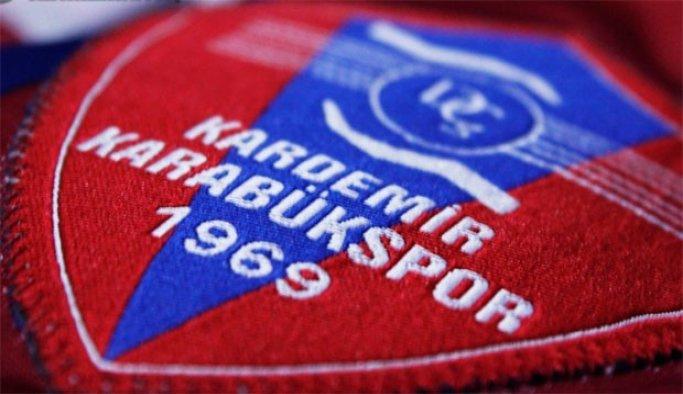 Kardemir Karabükspor'da yeni sezon hazırlıkları