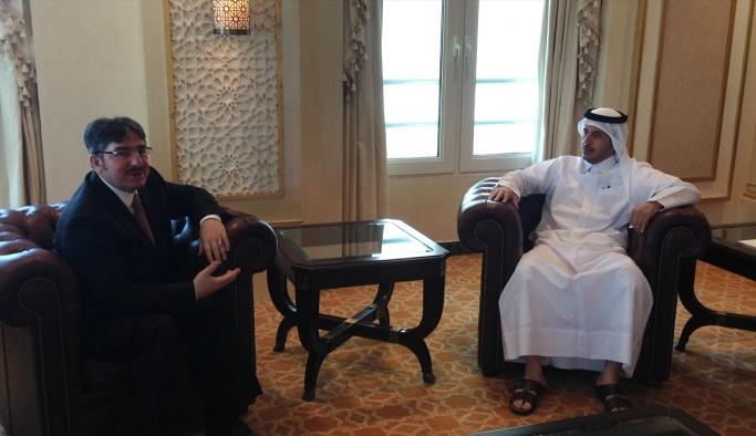 Katar Başbakanı Nasır: