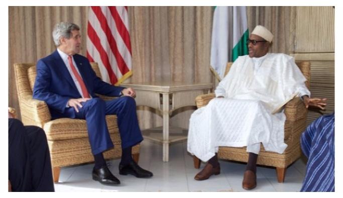 Kerry'den Nijerya ziyareti