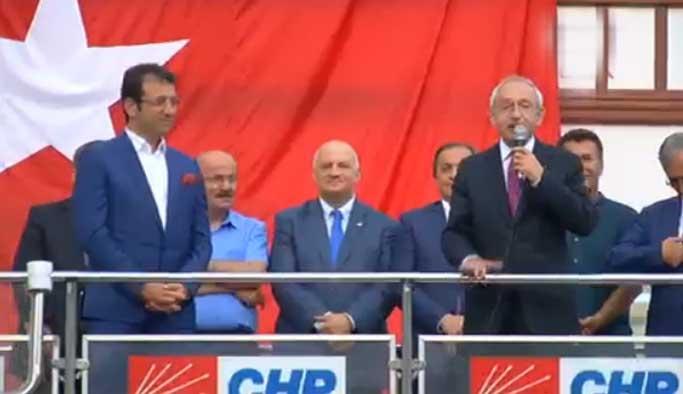 Kılıçdaroğlu: Cerablus'a giren ordumuzun sonuna kadar arkasındayız