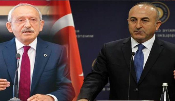 Kılıçdaroğlu-Çavuşoğlu görüşmesi sona erdi