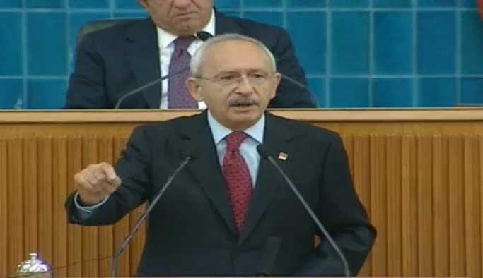 Kılıçdaroğlu'dan Elazığ valisine başsağlığı telefonu