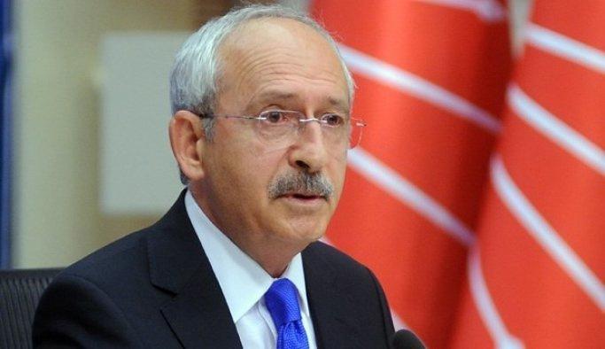 Kılıçdaroğlu, gazete temsilcileriyle bir araya geldi