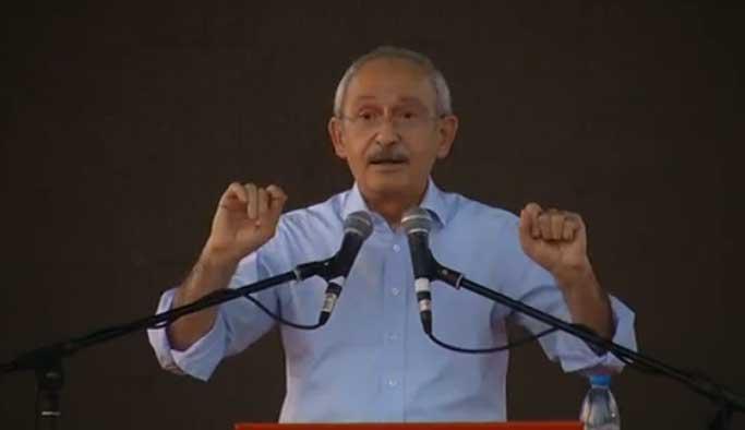 Kılıçdaroğlu: FETÖ devlete sızmadı, yerleştirildi