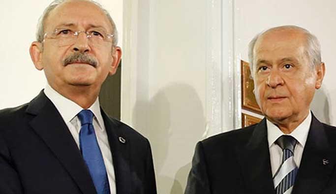 Kılıçdaroğlu ve Bahçeli köprü açılışına katılmadı