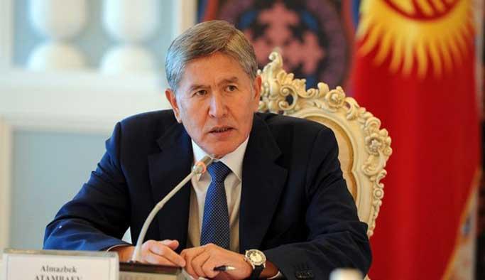 Kırgızistan'dan Türkiye'ye 'nankör'ce açıklama