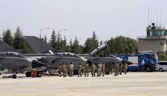 Konya 3. Ana Jet Üssü'nde uçuşlar yeniden başladı
