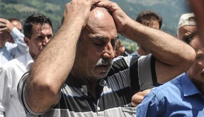 Konya'da 3 çocuk gölette boğuldu