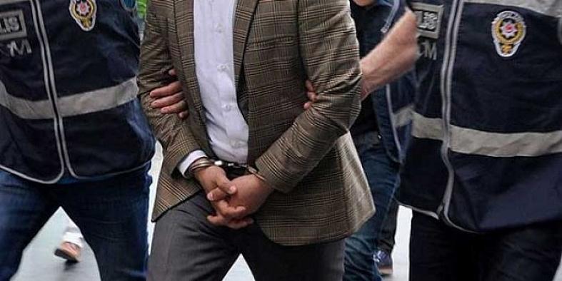 Konya'da 3 polis gözaltına alındı