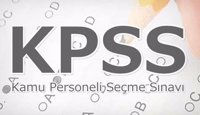 KPSS'de kopya çekenler memuriyetten atılacak