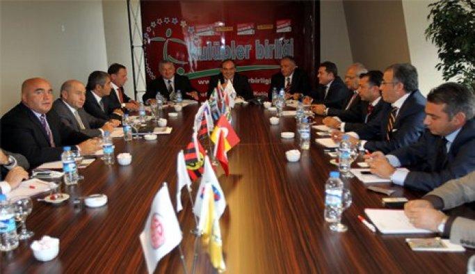 Kulüpler Birliği Vakfı 11 Ağustos'ta toplanıyor